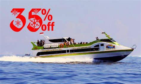 fast boat ke gili trawangan murah harga promo diskon 35 tiket fast boat bali gili trawangan