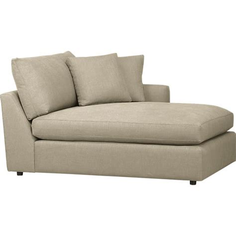 Lounge With Chaise sectional with chaise lounge