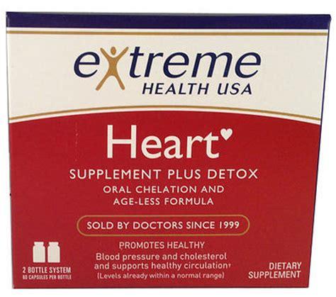 Chelation Detox Cholesterol chelation supplement edta detox heavy metals