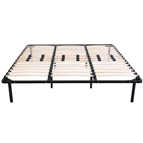Bed Frame Wood Slats Metal Bed Frame Slats Wood Slats Metal Bed Frame 5 Sizes Beds Bed Frames Beds Na Ryby