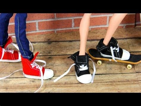how to make shoes for how to make doll shoes sneakers