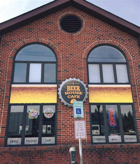 Beer House Caf 233 Offers Fresh Cuisine In East Stroudsburg The Stroud Courier