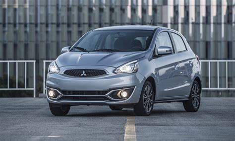 2018 Mitsubishi Mirage Starts At 13 395 The Torque Report