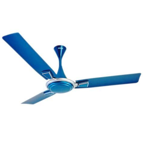 usha raphael ceiling fan azure blue price in india buy