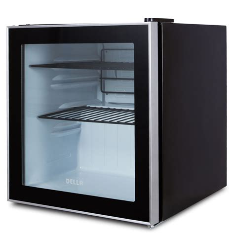 New Mini Beverage Fridge Built In Cooler Refrigerator Small Refrigerators With Glass Doors