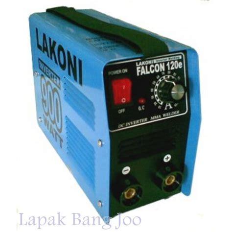 Murah Mesin Las Listrik Inverter Lakoni Falcon 160 E jual mesin las listrik lakoni falcon 120e inverter 900watt welding machine mesin welding di