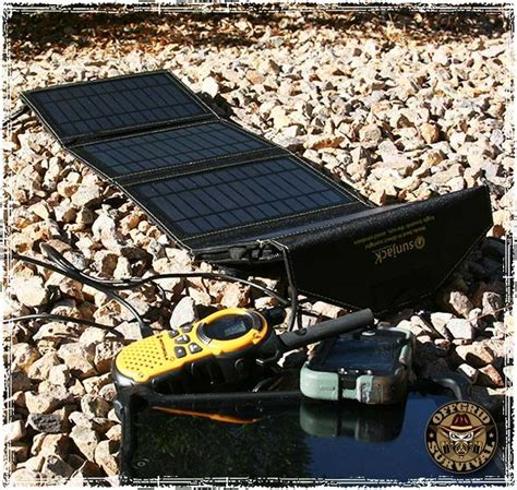Lu Emergency Solar Cell emergency power the top portable solar panel chargers for