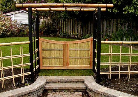 cara membuat jemuran dari bambu model pagar bambu rumah minimalis desain terbaru