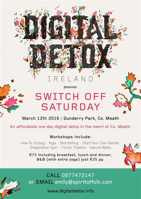 Digital Detox Illustrations by Dearbhla Design And Illustration