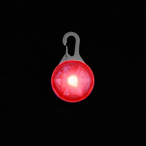 spotlit led carabiner light nite ize spotlit red led carabiner light