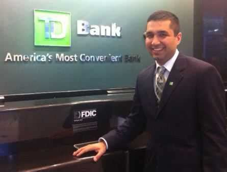 Wharton Executive Mba Student Profile by Wharton Emba Student Helps Td Bank Expand In U S