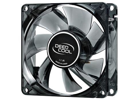 Diskon Deepcool Xfan 12 Black With Hydro Bearing Fan 12cm wind blade 80 deepcool fan