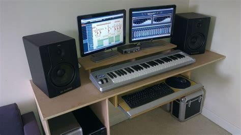 home studio set up workstation setupsworkstation setups