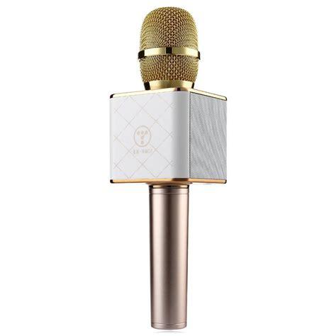 Mic Karoke Tuxun Q7 Bluetooth Wireless Microphone Limited micro karaoke k 232 m loa tuxun q7