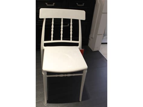 sedie bonaldo prezzi sedia design di bonaldo impilabile a prezzo outlet