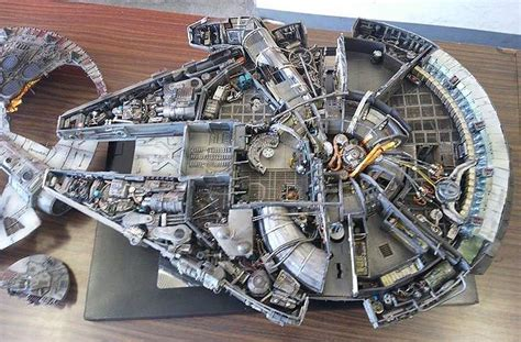 millenium falcon floor plan sextant 172 wars 7 quot the awakens