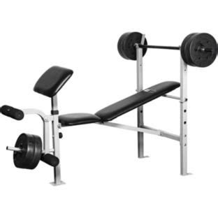 weight benches argos pro fitness exercise bench with 30kg weights 163 49 99 at