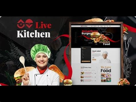 wordpress restaurant tutorial how to make restaurant website in wordpress step by step