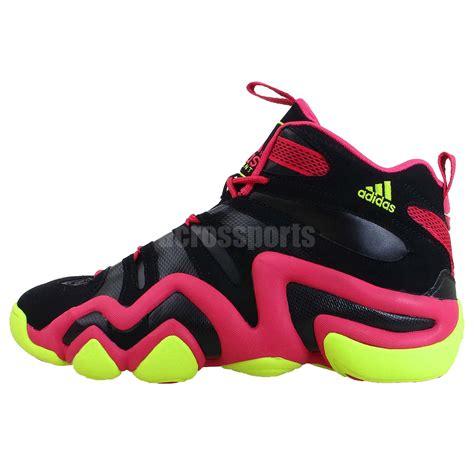 pink adidas basketball shoes adidas 8 bryant i black pink mens