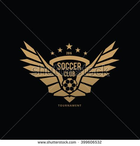 Football Logo Stock Images Royalty Free Images Vectors Shutterstock Nightclub Logo Template