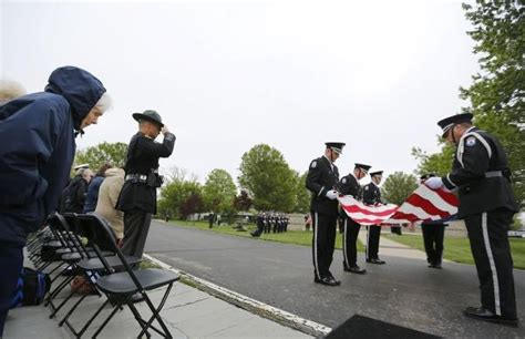 Enforcement Officers Memorial High School by Ceremony Honors 3 Ohio Enforcement Officers Who Died