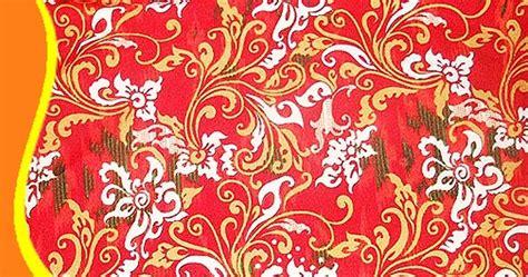 Batik Bali Prada Khas Pekalongan 20 oleh oleh khas bali yang paling murah dan hits