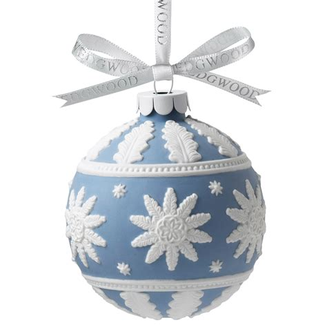 wedgwood christmas ornament peace