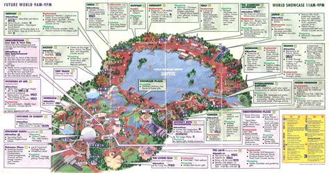 epcot world showcase map image gallery hcpr and of