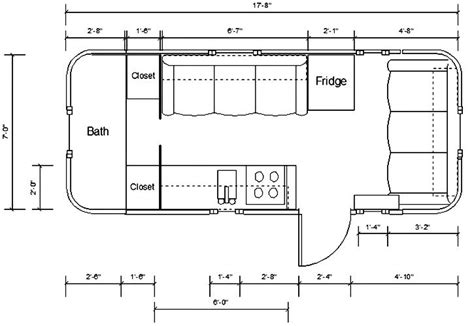 airstream floor plans 17 best images about vintage travel trailers airstream