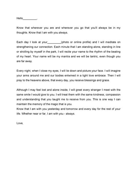 write cute love letter ideas