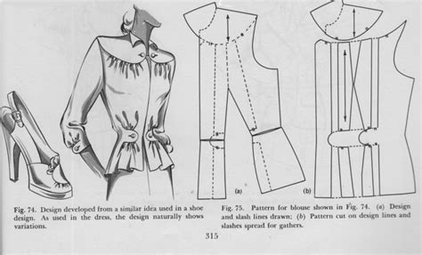 pattern of drafting friday freebie dress design draping and flat pattern