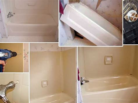 Replace or Repair a Mobile Home Bathtub   Mobile Home Repair