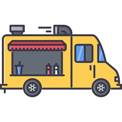 food truck clip food truck free food icons