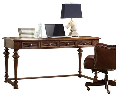 furniture lassiter 60 inch writing desk in cherry