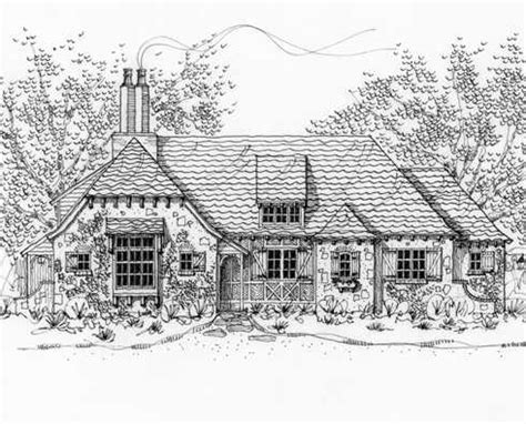 Storybook Cottage House Plans Hobbit Huts To Cottage Storybook Cottage House Plans