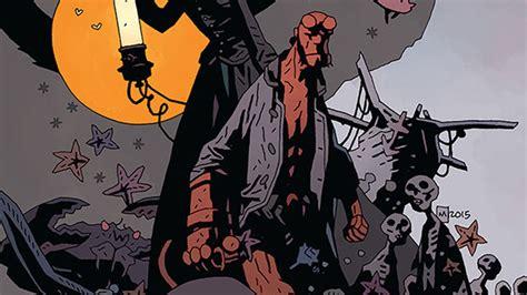 Hell Return 08 hellboy will return in a new graphic novel nerdist