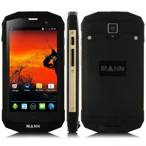 original mann zug 5s rugged waterproof smartphone qualcomm 4g lte phone android 4 4 5