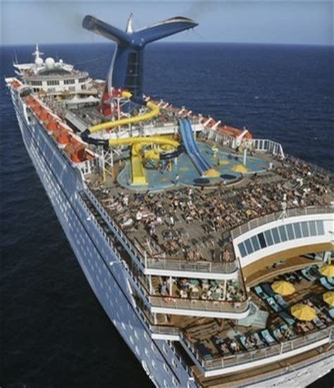 inspiration ship layout carnival offers 4 night cruise for crazy rock bottom 149