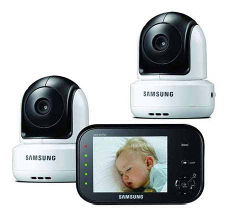 two room baby monitor best baby monitors with two cameras for two rooms