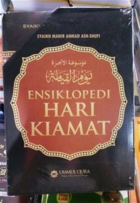 buku ensiklopedi hari kiamat penerbit ummul qura