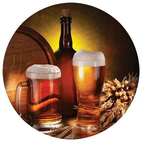 Beverage Coasters by Beer Still Life Round Absorbent Beverage Coasters Set Of