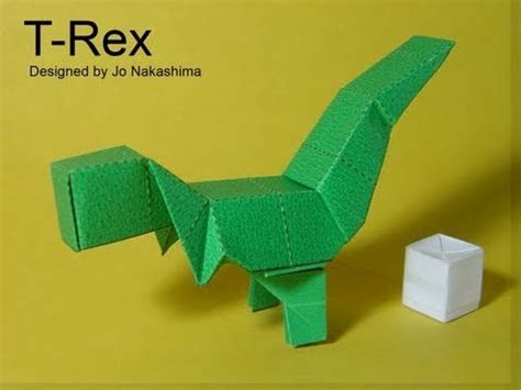 How To Make An Origami T Rex - 116 best for ty ty images on