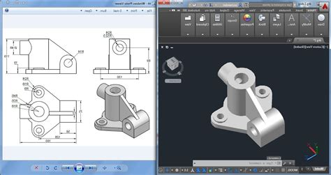 autocad 3d autocad mechanical drawings 3d autocad 3d practice drawing sourcecad drawing artistic