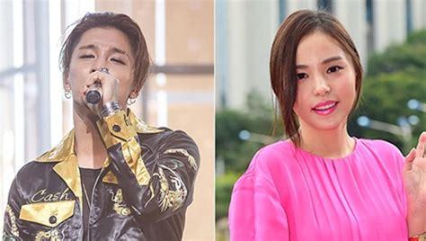 nb taeyang and min hyo rin are in a relationship spotted together taeyang and min hyo rin deny breakup rumors soompi