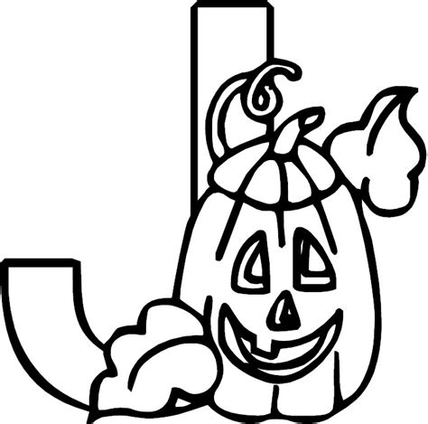 free coloring pages of letter j