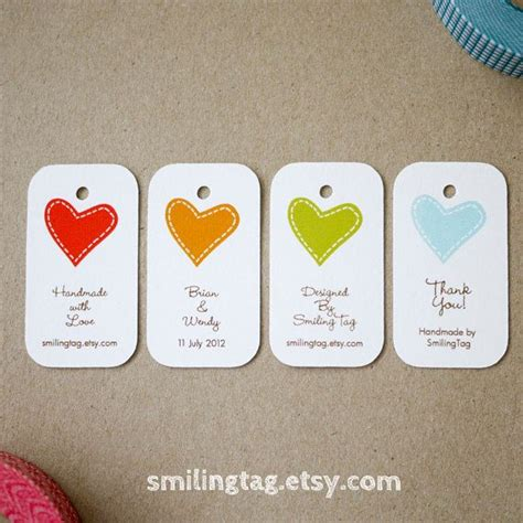 Handmade Gift Tag Ideas - 25 best ideas about wedding gift tags on free