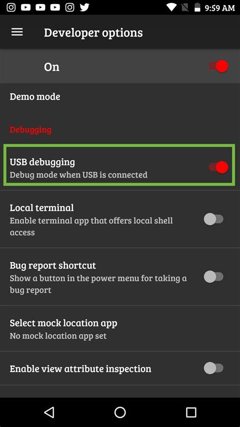 usb debugging app for android how to enable usb debugging on android droidshock