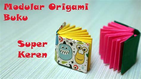 cara membuat jilid novel cara membuat origami buku kecil origami book and paper