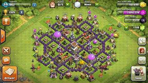 layout coc th8 how is my base design for th8