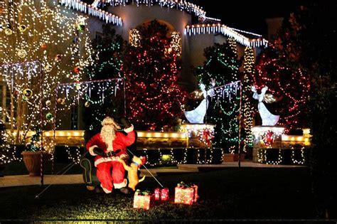 decorazioni natalizie giardino addobbi natalizi da esterno foto 3 40 tempo libero